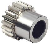 Präzisionsteil-rostfreier legierter Stahl-Selbstalaun CNC-maschinell bearbeitenprägeersatzteile
