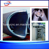 Автоматический автомат для резки плазмы CNC листа утюга для трубы углерода стальной и трубы нержавеющей стали
