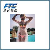 Неопрен Бикини пляжа купального костюма девушки женщин сексуальный