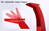 13HP Mobile Wood Chipper Shredder Wood Chipping Machine With Cer Certificate