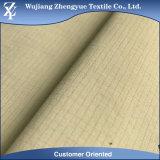 tessuto di nylon degli abiti sportivi di stirata di modo di Ripstop 4 del jacquard 70d