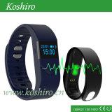 Vigilanza astuta di frequenza cardiaca di pressione sanguigna dell'ossigeno di anima di Bluetooth