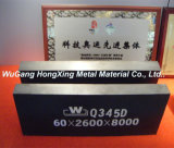 낮은 Price 및 Low Alloy Steel Sheet (Q345A/B/C/D)