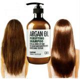 De privé Levering voor doorverkoop van de Shampoo van het Haar van de Olie van het Etiket Organische