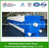 Высокоскоростная машина давления плиты и фильтра рамки