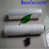 Película de estiramento da proteção da película protetora LLDPE do PE