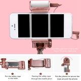 多彩なMonopod Selfieの棒のFoldable望遠鏡によってワイヤーで縛られるSelfieの棒