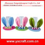 Sombrero festivo del oído de conejo del partido de Pascua de la decoración de Pascua (ZY14C872-1-2)
