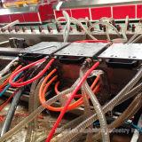 Деревянная пластичная составная машина штрангя-прессовани