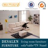 居間の家具(973)のための部門別の革リクライニングチェアのソファー
