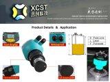 LCD 초음파 수평 전송기 24VDC