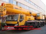 모든 지형 기중기 수력 망원경 붐 기중기 160t/160000kg 수용량 트럭 기중기, Qay160, Qy160k