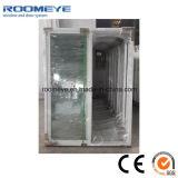 Portello del PVC di colore di Wihte del portello scorrevole del PVC della decorazione e della costruzione