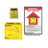 Neigung-Anzeiger, die Verschiffen-WARNING und Überwachungsanlagen verpacken