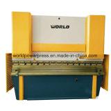Máquina de dobra de chapa metálica Travão de pressão hidráulica