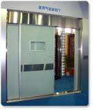 Puerta de oscilación de alta velocidad automática del hospital del obturador del rodillo