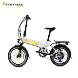 Bicicleta elétrica de 20 polegadas com o assistente do pedal no preço barato