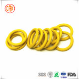 Giunto circolare eccellente giallo della gomma di resistenza chimica di Ffkm