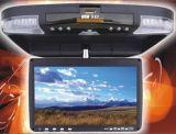 reproductor de DVD de 7inch Roofmount, construido en la TV, IR, FM, altavoz