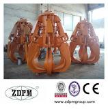 Motor eléctrico hidráulico agarre de piel de naranja con alto rendimiento