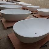 Prezzo poco costoso vasca da bagno di pietra indipendente della stanza da bagno da 52 pollici