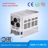 Mecanismo impulsor chino de la CA de las empresas V&T del inversor de la tapa 10--0.4 a 3.7kw