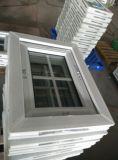 Kroonslak 60 het Dubbele Openslaand raam van de Schuine stand & van de Draai van de Sjerp