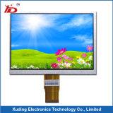 Visualización del módulo de 800*480 LCD de TFT 7 ``con el panel de tacto