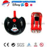 Brinquedo plástico do lançador do carro da roda de direção para a promoção do miúdo
