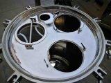 Het roestvrij staal poetste de Sanitaire DuplexFilter van de Zak voor Chemisch product en de Filtratie van de Olie op