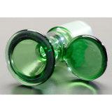 Glasfilterglocke-männliches Glas auf Rohr des Filterglocke-grossen Kegels 18mm oder 14mm Größen-Mischungs-Farben-Filterglocke 18.8mm 14.4mm