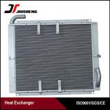 L'excavatrice en aluminium partie le réfrigérant à huile hydraulique pour Hyundai