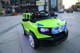 Elektrische Auto van het Stuk speelgoed van de Kinderen van de Zetel van de Leverancier van China de Dubbele Plastic