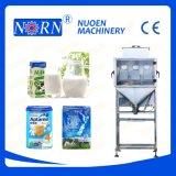 Balanza de la escala semiautomática de las estaciones de la alta calidad tres para el conjunto de la leche
