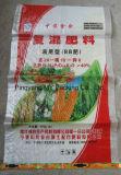 Farbenreiche Gravüre-Drucken-Landwirtschaft, die BOPP lamellierten pp. gesponnenen Beutel verpackt