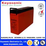 Batterie profonde de gel de cycle de batterie de l'énergie éolienne de système solaire 6V 200ah
