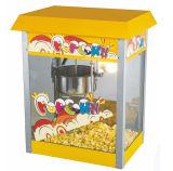 Электрический попкорн делая машиной коммерчески засопетую машину пшеницы риса