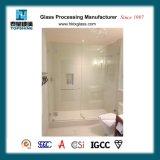 Porta Tempered do vidro do quarto de chuveiro de Frameless do estilo novo