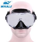 Máscara Snorkeling de mergulho dos adultos das juventudes das mulheres dos homens com o silicone 100%