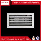 Difusor linear de alumínio da grade de ar da fonte do condicionamento de ar