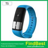 T5 Bluetooth 4.0 ECGのスマートなブレスレットの血圧制御ブレスレット
