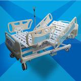 Кровать Linak электрическая регулируемая ICU мебели медицинского лечения стационара с CPR и батареей