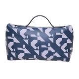 Het nieuwe van het Ontwerp van Elegent van de Make-up Modieuze Pu Leer van de Zak Dame Bag Waterproof Travel Cosmetic Zak