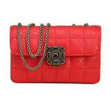 Bolsas e bolsa de couro real da embreagem das senhoras da carteira das bolsas 100% feita em China Emg5158