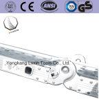 Алюминиевый трап складчатости для домашней и напольной пользы