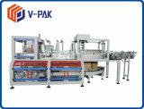 ケースの充填機の箱の包装業者のカートンの包装業者(V-PAK)