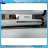 Laboratório eletrônico Câmara de secagem e máquina de teste resistiva UV Weathering