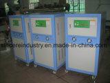 Refrigeratore raffreddato ad acqua di plastica industriale