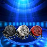 실내 플라스틱 54PCS*1W LED 동위는 세척 효력으로 점화할 수 있다