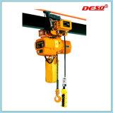 Construction lourde durable soulevant l'élévateur électrique